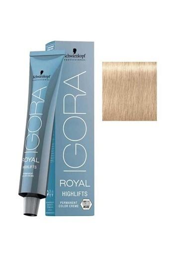 Schwarzkopf Igora Royal Highlifts No:10-0 Ultra Sarı Saç Boyası Sarı